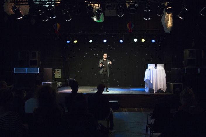 Stoyan is an inspiring keynote speaker 5
